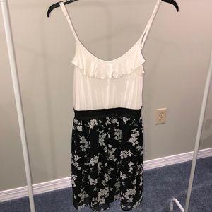 Pretty summer floral dress